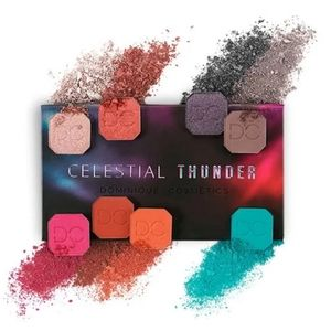 DC Dominique Cosmetics Celestial Thunder palette